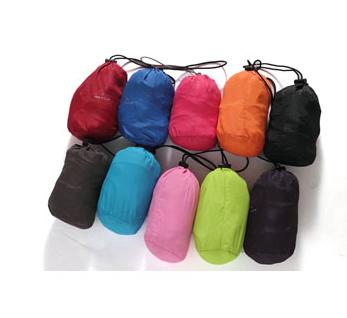 多種顏色的收納袋