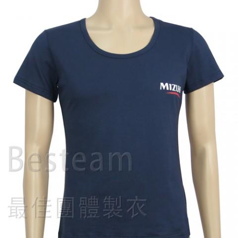 訂製款彩色絲印T恤