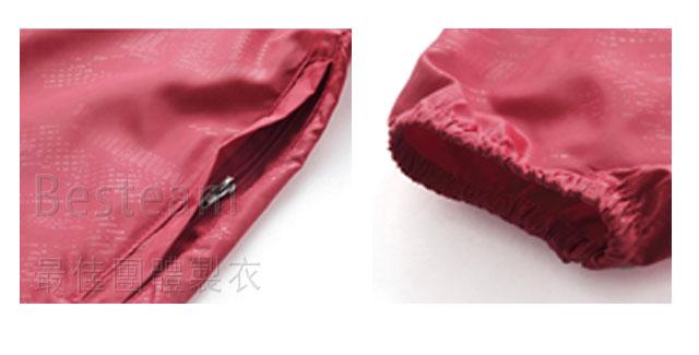 防紫外線不透明風褸衣袖