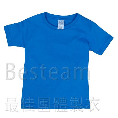 童裝淨色T恤