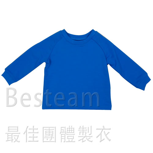 童裝圓領衛衣1612