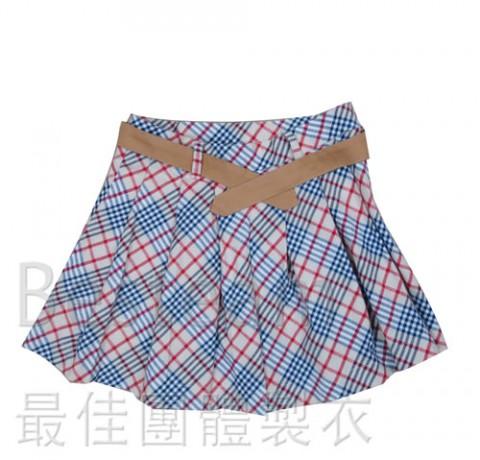 童裝校服女生裙